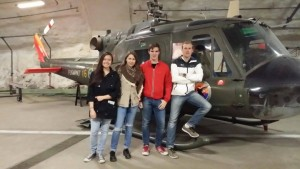 Young pilots - helikopter