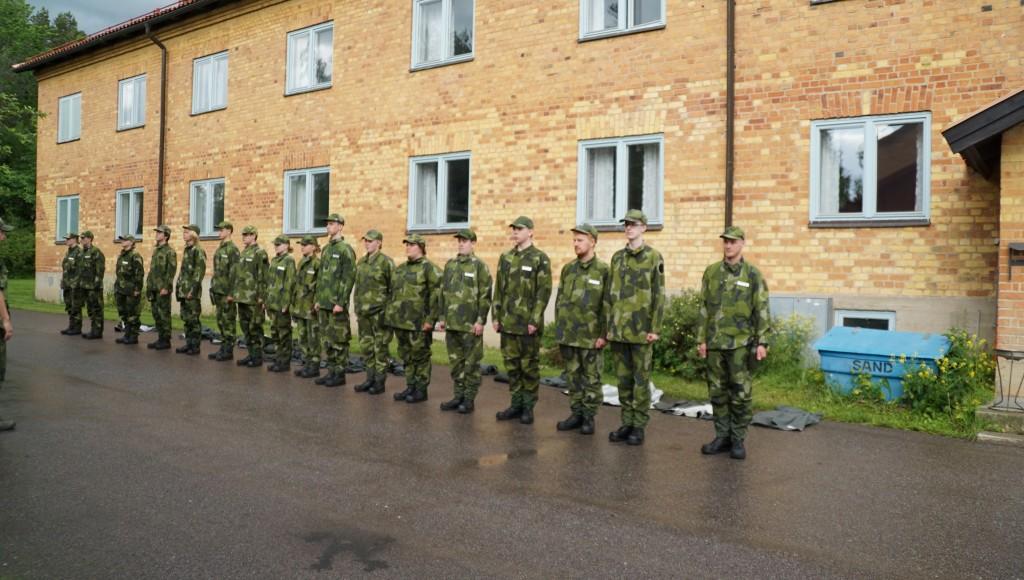 Exercis Uppsala 2015