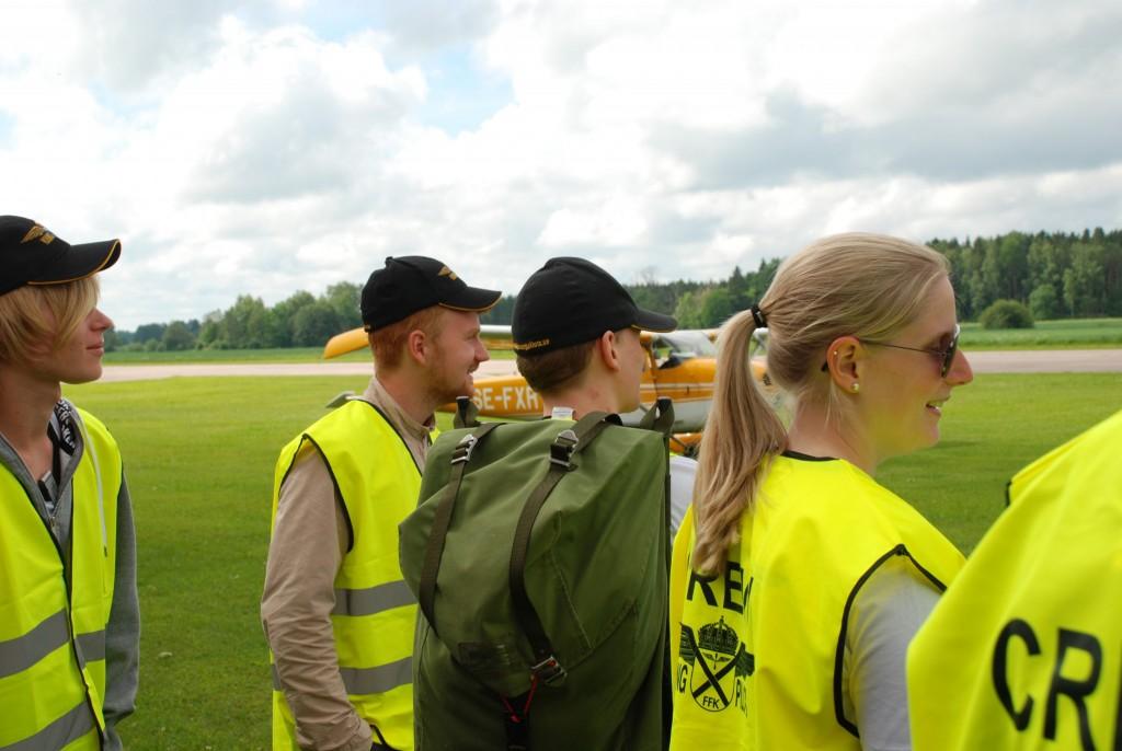 YP Region mitt Uppsala dag 2 flygdag